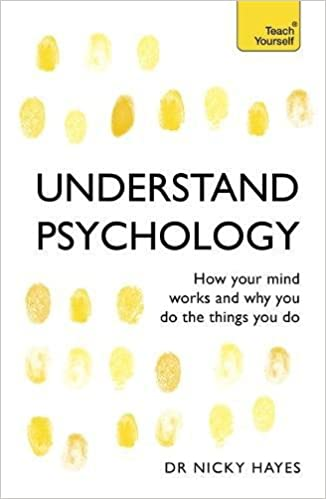 Understand Psychology (Teach Yourself): Nicky Hayes: 8601404247903 ...