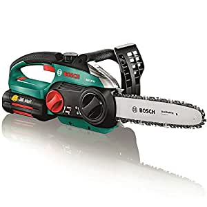 Bosch Cordless Chain Saw AKE 30 LI (1 Battery, 36 Volt System, 2.6 Ah, in Box)