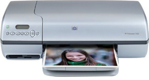 HP PhotoSmart 7450 Inkjet Printer