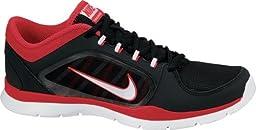 Nike Womens Flex Trainer 5 Running Shoe,  Blk/Pr Pltnm/Lsr Crmsn/Lsr Crm - 11 B(M) US