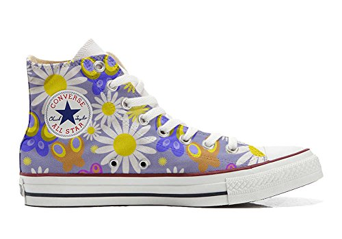 Star Texture Produkt Schuhe Converse customized All Camomil personalisierte Customized Handwerk 5Zggqz