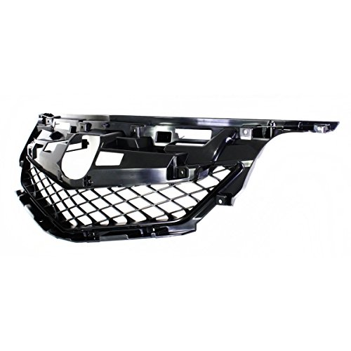 Diften 102-A3922-X01 - New Grille Reinforcement Grill Acura TL 2011 2010 2009 AC1202100C 75101TK4A01ZA ()