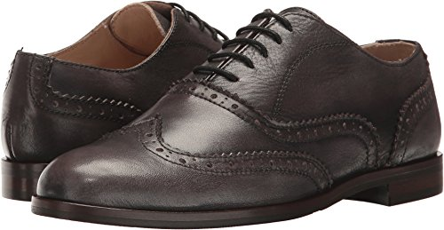 Grey Matteo Oxford Burnished Wing Womens Massimo Tip wvpxT7TY