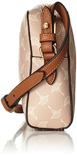 Joop! Cortina Cloe Shoulderbag Shz - Bolso de hombro Mujer Rosa (Rose)