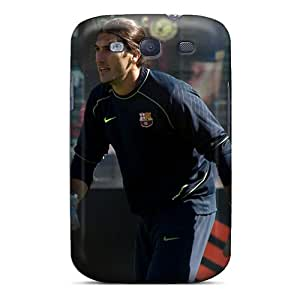 VariousCovers WjeCx14881ZUsYP Case For Galaxy S3 With Nice The Best Goalkeeper Of Barcelona Jos Appearance