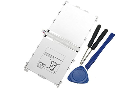 Tesurty Tablet Replacement Battery for Samsung Galaxy Tab Pro 12.2'' SM-T900 SM-T905 P900 P901 P905 T900 Part Number: T9500C T9500E T9500U with Opening Tools by Tesurty