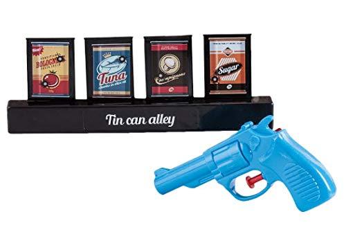 Shopefied Bath Tub Water Pistol Target Game for Boys Girls Kids