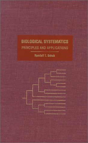 Biological Systematics: Principles and Applications (Comstock Books)