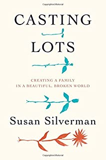 Book Cover: Casting Lots: Creating a Family in a Beautiful, Broken World