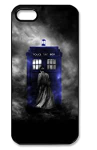 Doctor Who Tardis Starry Night Hard Case for Apple Iphone 5/5S Caseiphone 5-136 by ruishername