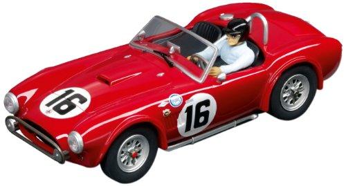 Carrera 20027412 - Evolution 1963 Shelby Cobra 289 Sebring 12h No.16