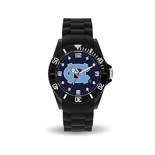 Heels Tar Watch (Rico Industries NCAA North Carolina Tar Heels Spirit Watch)