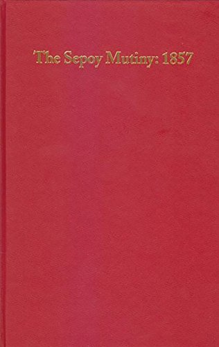 Read Online The Sepoy Mutiny: 1857: An Annotated Checklist of English Language Books PDF