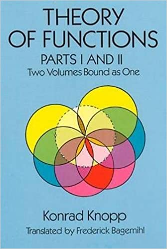 Theory of Functions, Parts I and II (Dover Books on Mathematics