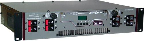 Rackmount Dimmer - Lightronics RD-82 8 Channel Rackmount Lighting Dimmer
