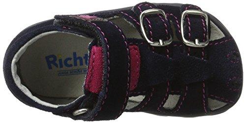 Terrino Fuchsia Marche Bébé Fille Richter Bleu Chaussures Atlantic dAcWnxg