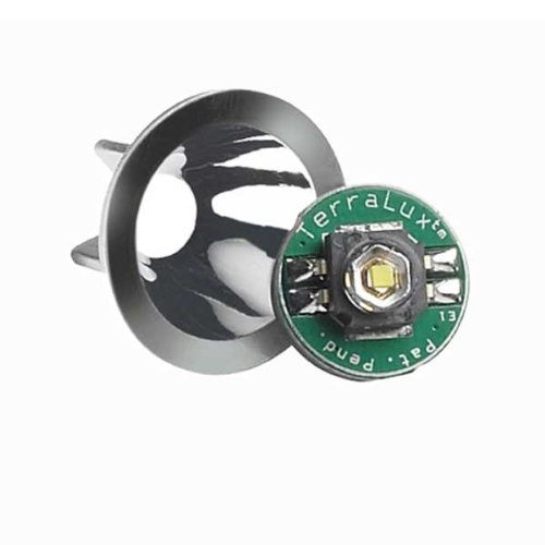 Terralux TLE-5EX Ministar2 Extreme Led Upgrade For 2Aa Minimag-140 Lumens ()