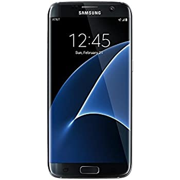 d5e4d3a18413f Amazon.com  Samsung Galaxy S7 Edge G935A 32GB AT T - Black Onyx ...