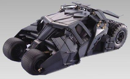 1/35 Batmobile (Batman Begins version) (japan import) by Bandai