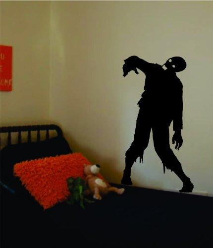 Zombie Decal Sticker Vinyl Wall product image