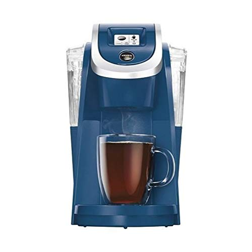 Keurig Coffee Maker, Single Serve K-Cup Pod Coffee Brewer, With Strength Control, Denim Blue