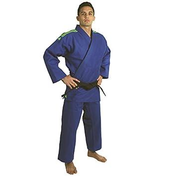 adidas J690 Quest Judo Gi Blau Judoanzug (180 cm):