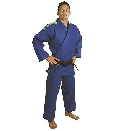 adidas j690 Quest Judo GI Azul Traje de Judo (180 cm ...