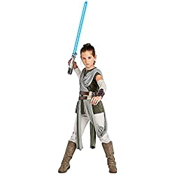 Star Wars Rey Costume for Kids The Last Jedi Size 11/12