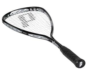 Prince O3 Silver Prestrung Squash Racquet with Case