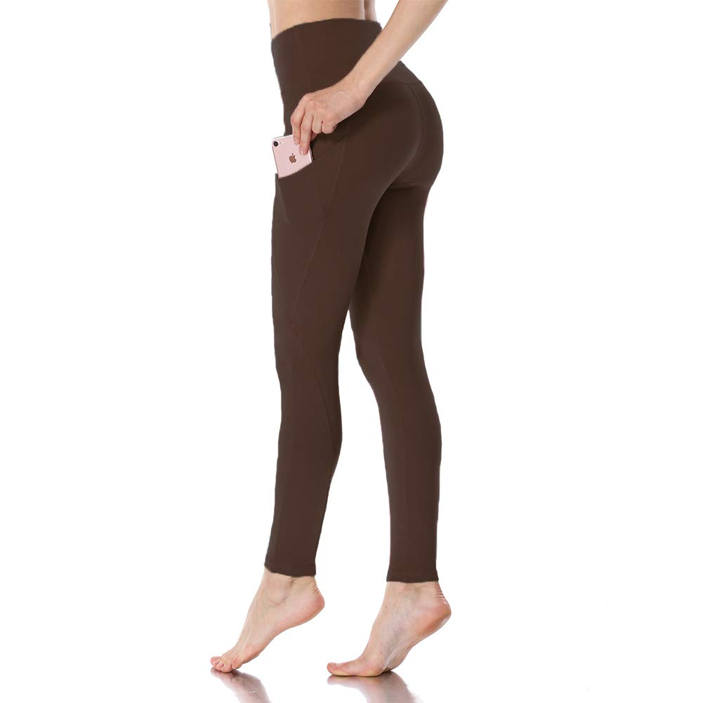Tummy Control 4 Way Stretch Pants for Athletic Workout Yoga HIGHDAYS High Waisted Leggings for Women