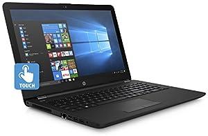 "2017 New HP 15.6"" HD (1366 x768) Touchscreen Laptop PC, Intel Quad-Core Pentium Processor, 4GB RAM, 500GB HDD, DVD Burner, Webcam, HDMI, Wi-Fi, USB 3.0, Windows 10 Home"
