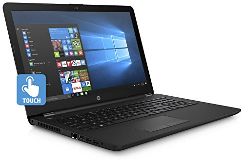 HP 15.6-Inch HD Touchscreen Laptop (Intel Quad Core Pentium N3540 2.16 GHz, 4GB DDR3L-1600 Memory, 500 GB HDD, DVD Burner, HDMI, HD Webcam, Win 10) image