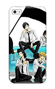 High Quality Shock Absorbing Case For ipod touch4-durarara