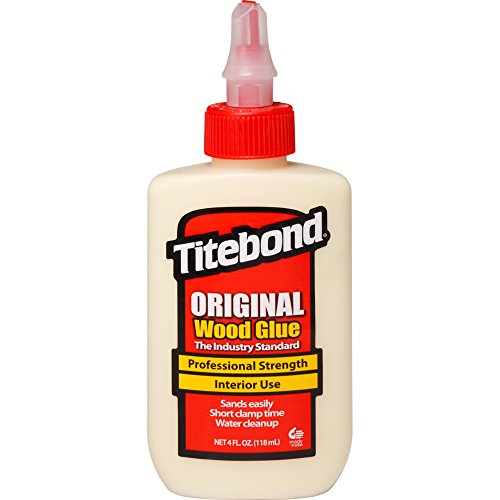 Franklin International 5062 Titebond Glue, 4-Ounce