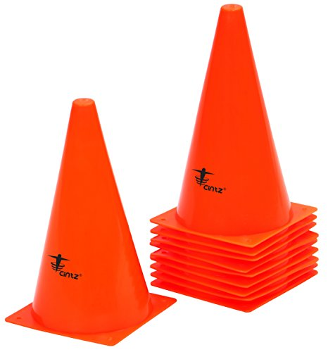 caution cones - 3