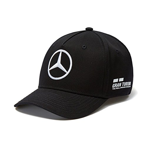 Mercedes AMG F1 Team Driver Puma Hamilton Baseball Cap Black Official 2018