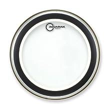 Aquarian SX10 Drumheads Studio-X Clear 10-Inch Tom Tom Drum Head