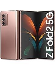 Samsung Galaxy Z Fold 2 5G Smartphone, Display ext. 6.2 inch Super Amoled / int. 7.6 inch Dynamic Amoled 2x, 256 GB, 12 GB RAM, 4500 mAh accu, 5G, Nano sim, Android 10, Bruin