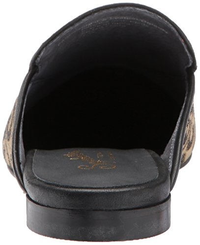 Brocade Seychelles Women's Mule Gold Wilderness xXX8Iqp