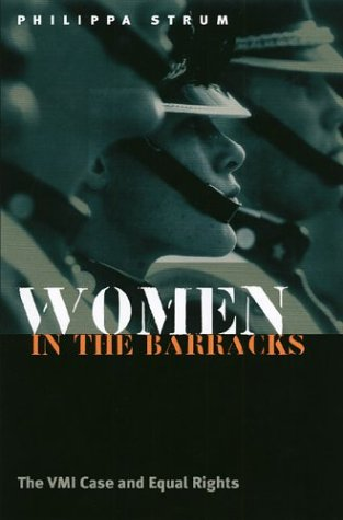 women in the barracks the vmi case and equal rights 感想 読書メーター