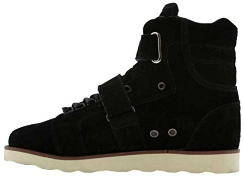 Black Mens Suede Sneakers by Homme Boot Propulsion AH Android wq8ZpAA1