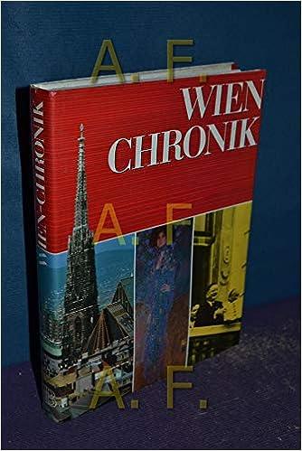 Wien Chronik Amazonde Jost Hrsg Perfahl Bã¼cher