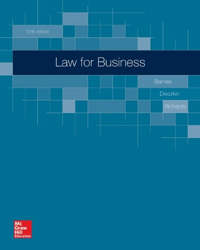 78023815 - Law for Business