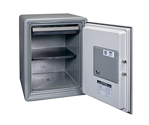 Gardall ES1612-G-E One Hour Vertical Microwave Style Fire Safe w/ Electronic Lock Grey by Gardall (Image #1)
