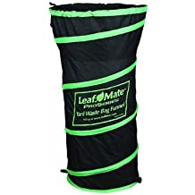 Leafmate Paper Bag Funnel, Heavy Duty Leaf and Lawn, Yard Waste Bag Chute