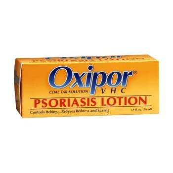 2 Pack - Oxipor VHC Psoriasis Lotion 1.90 oz Secura Personal Cleanser Bottle By Smith & Nephew