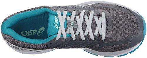 5 Us silver Asics Carbon Gt Aqua Running Medium Shoe arctic 2000 Women's 6 ZtUwqf