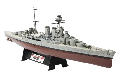 UNIMAX 1/700 巡洋戦艦フッド デンマーク海峡 1941年 完成品 B00CB6BFX2