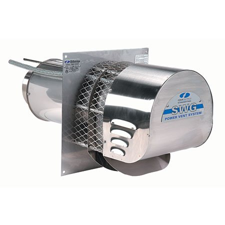 FIELD CONTROL CO SWG-8 8'' STAINLESS POWER VENTER