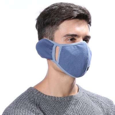 [QNDD Winter Warm Face Mask Earmuffs Cloth Mouth Mask Men Women Thicken Mouth-muffle Safety Particle Respirator Filters Bacteria Protection Anti Dust Anti-fog Windproof Earmuff] (Zorro Female Costumes)